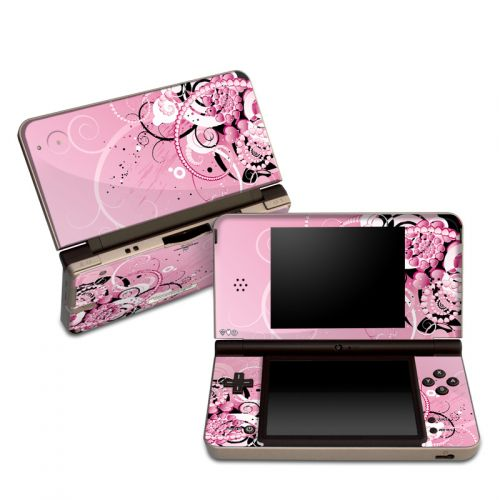 Her Abstraction Nintendo DSi XL Skin