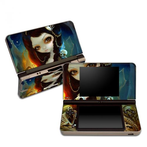 Princess of Bones Nintendo DSi XL Skin