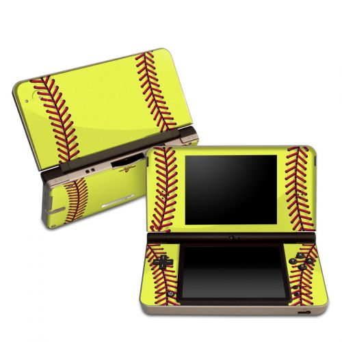 Softball Nintendo DSi XL Skin