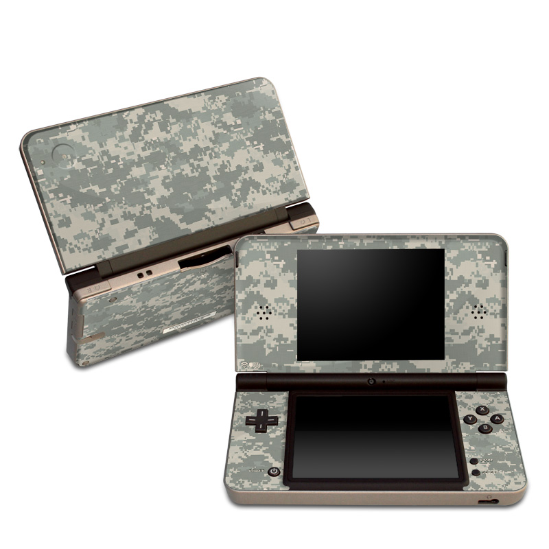 ACU Camo Nintendo DSi XL Skin