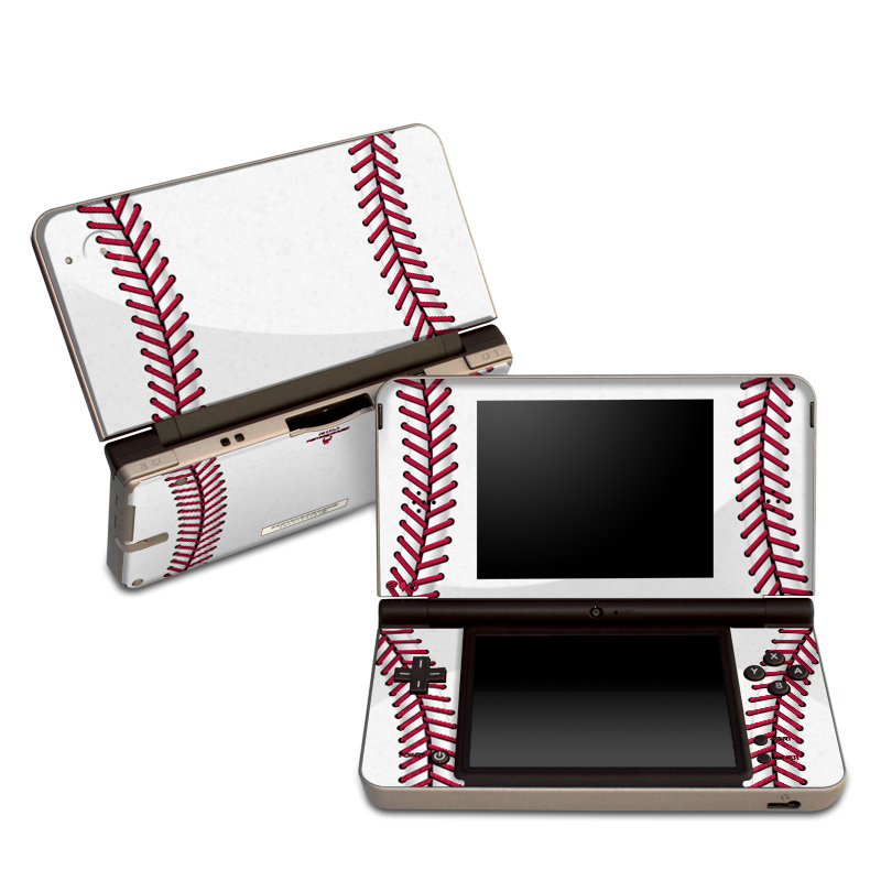 Baseball Nintendo DSi XL Skin