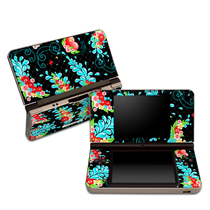 Betty Nintendo DSi XL Skin