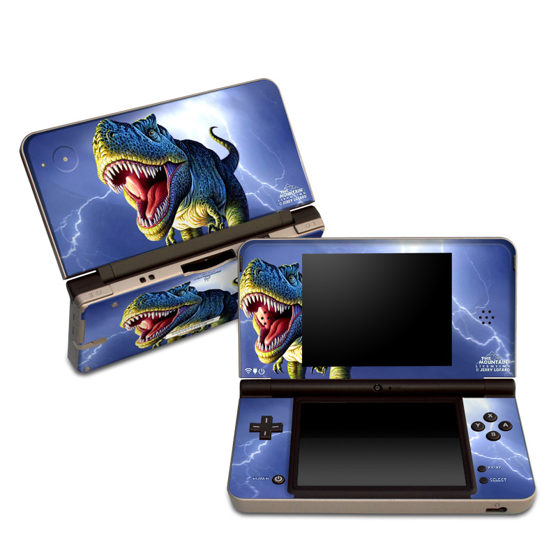 Big Rex Nintendo DSi XL Skin