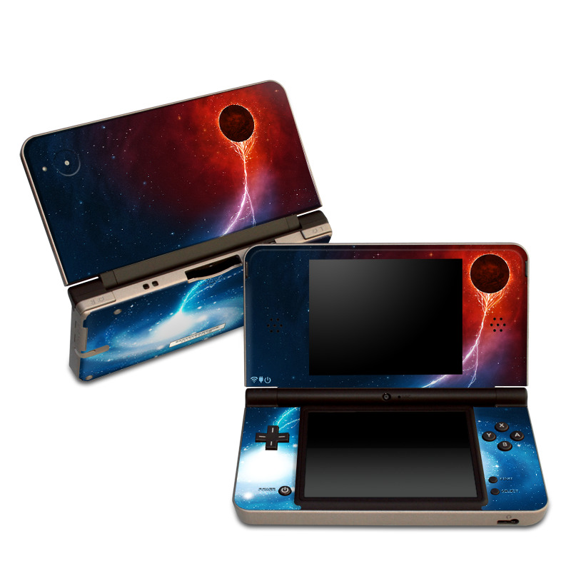 Black Hole Nintendo DSi XL Skin