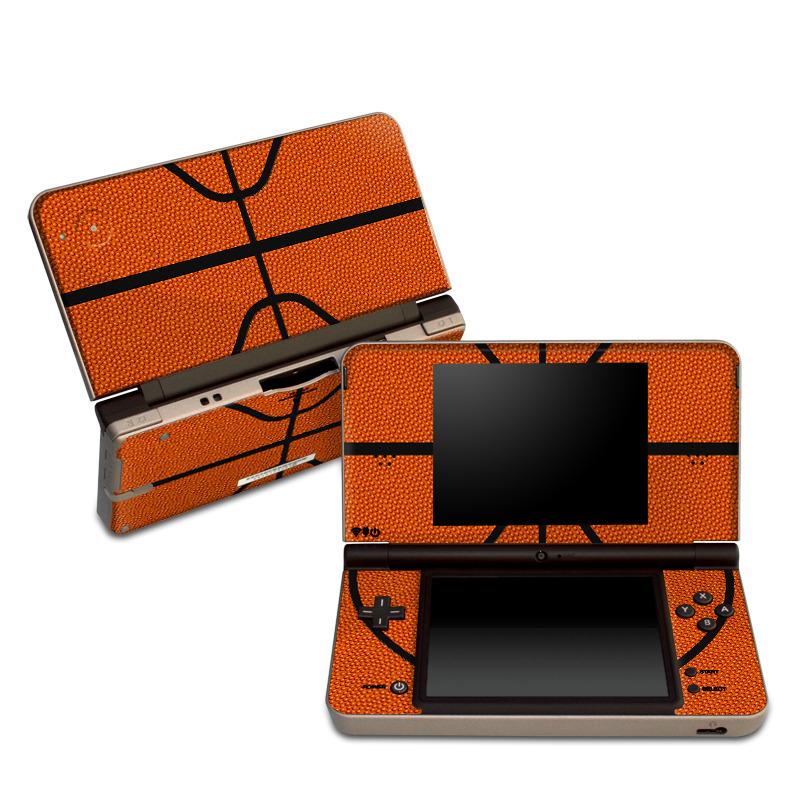 Basketball Nintendo DSi XL Skin
