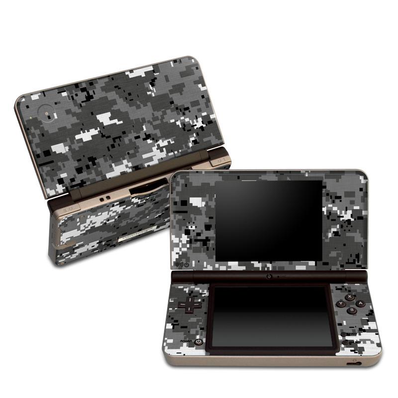 Digital Urban Camo Nintendo DSi XL Skin