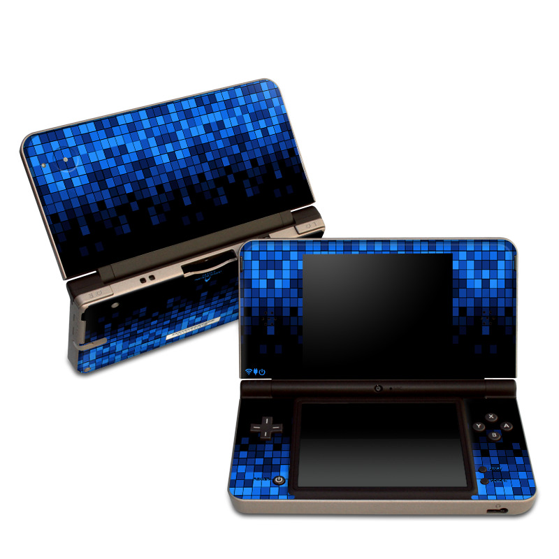 Dissolve Nintendo DSi XL Skin