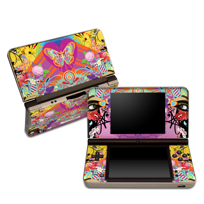 Ecstacy Nintendo DSi XL Skin