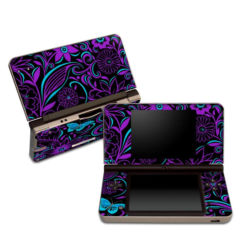 Fascinating Surprise Nintendo DSi XL Skin