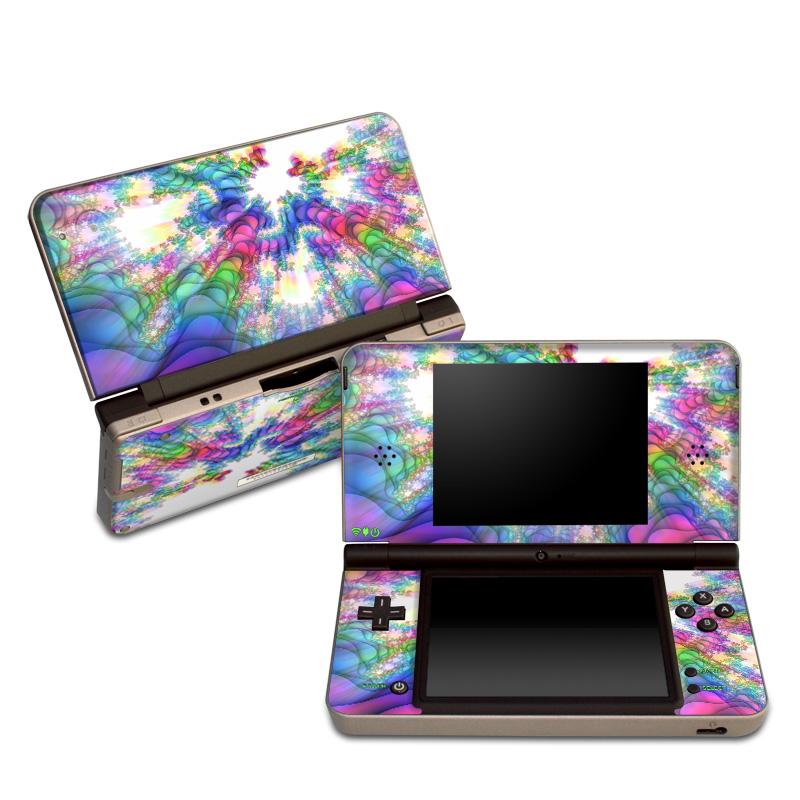 Flashback Nintendo DSi XL Skin
