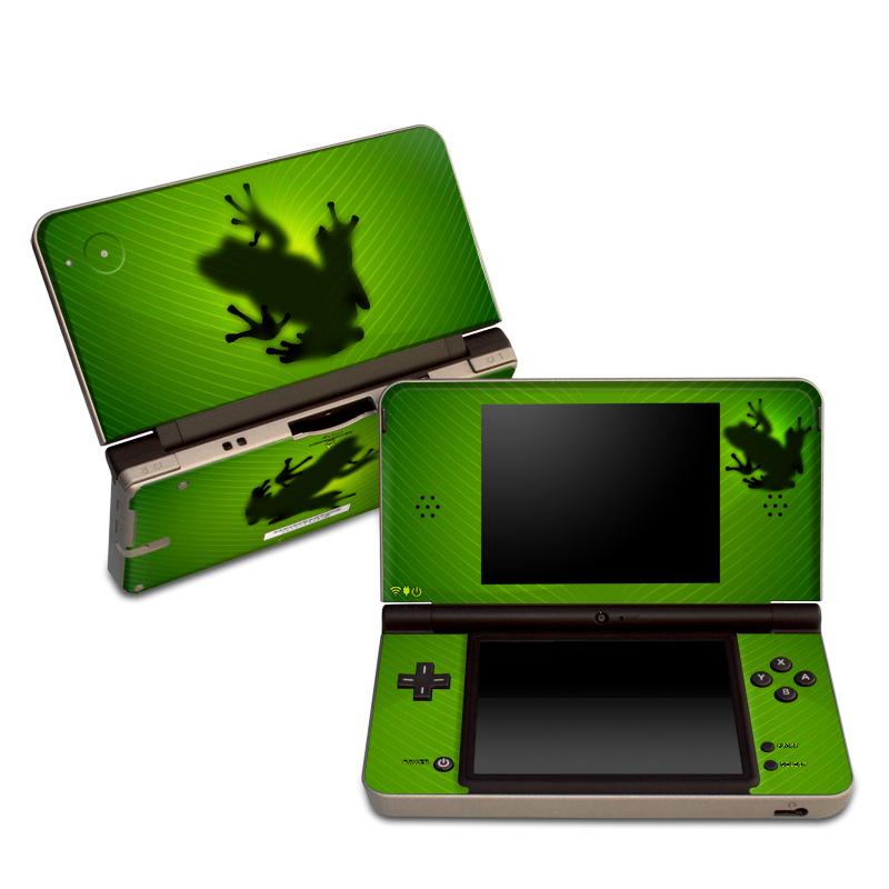 Frog Nintendo DSi XL Skin
