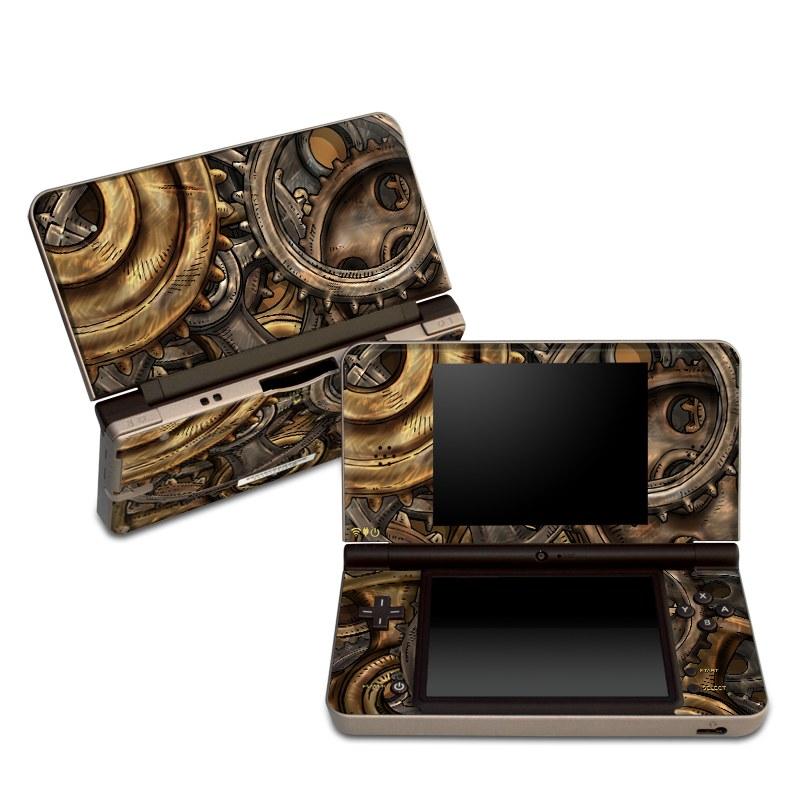 Gears Nintendo DSi XL Skin