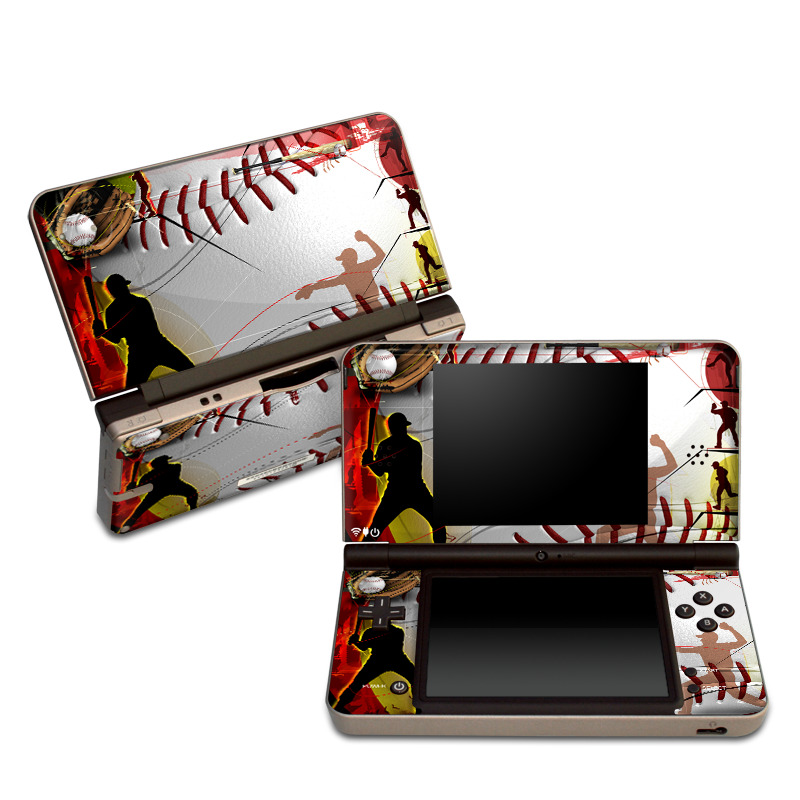 Home Run Nintendo DSi XL Skin