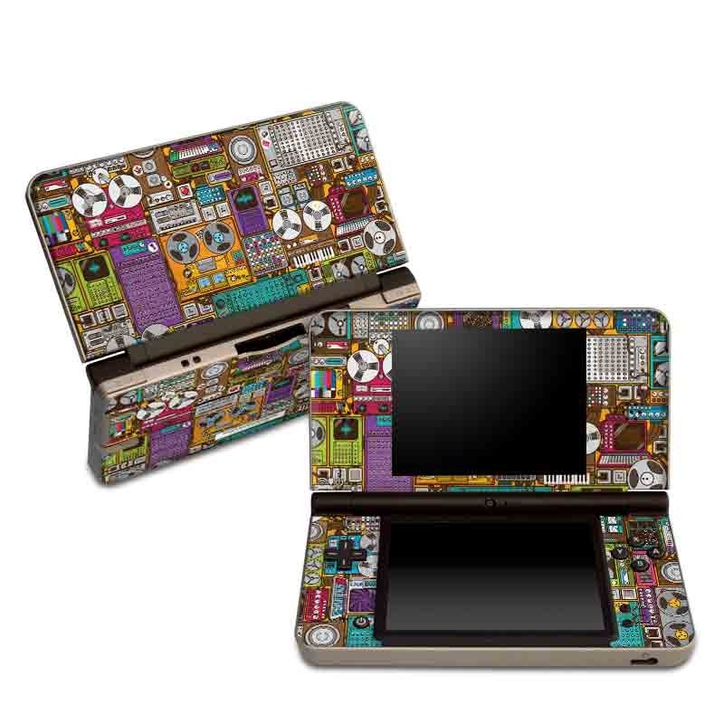 In My Pocket Nintendo DSi XL Skin