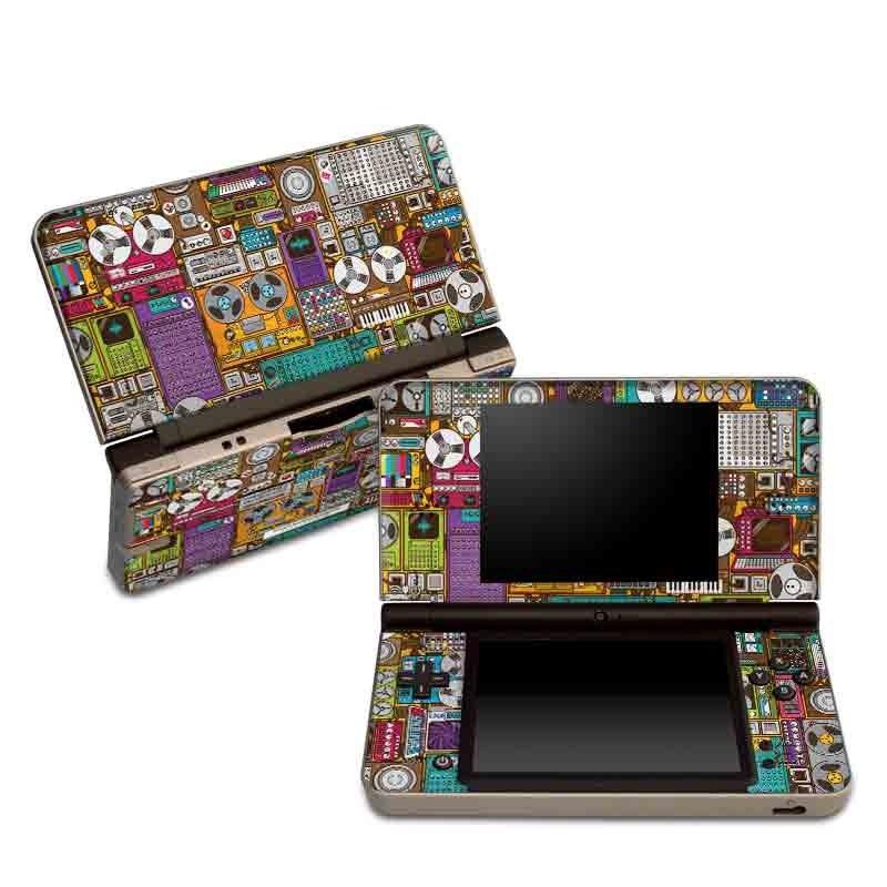 In My Pocket Nintendo DSi XL Skin