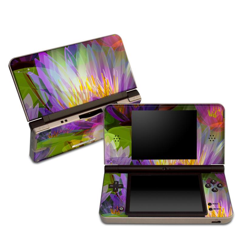 Lily Nintendo DSi XL Skin
