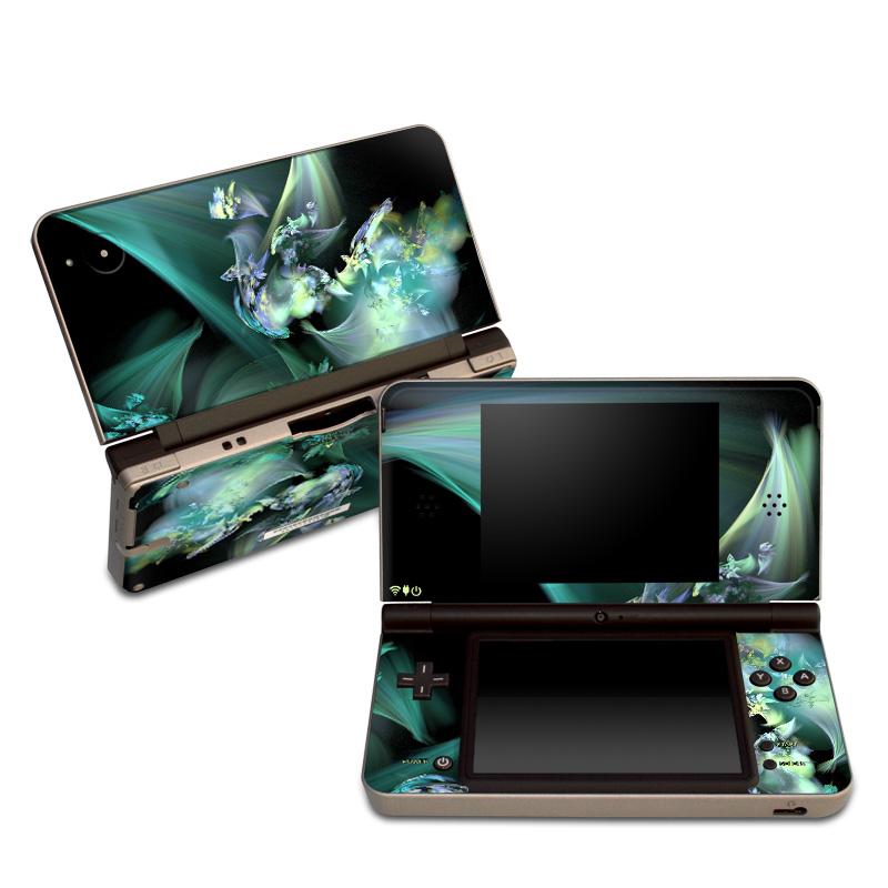 Pixies Nintendo DSi XL Skin