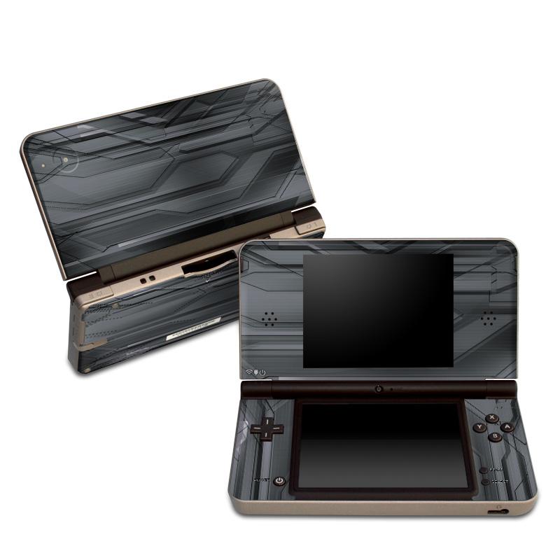 Plated Nintendo DSi XL Skin