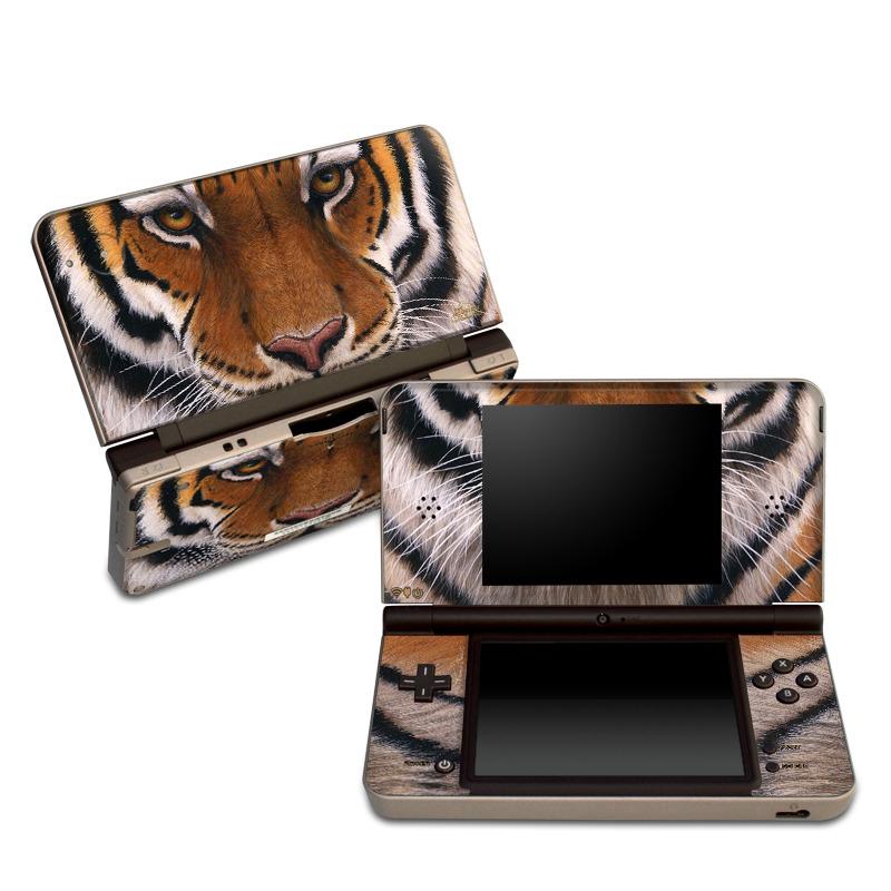 Siberian Tiger Nintendo DSi XL Skin