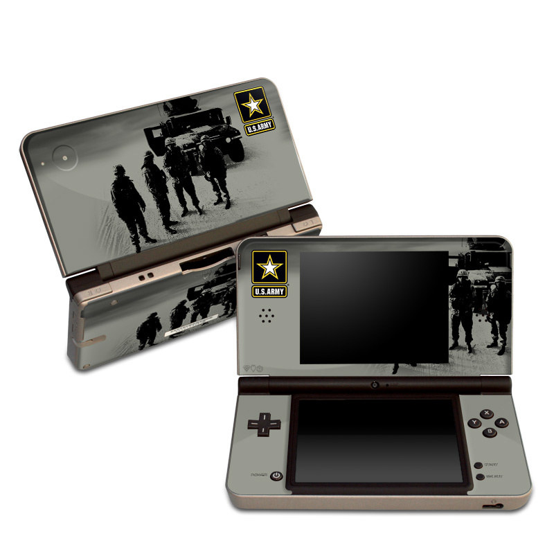 Soldiers All Nintendo DSi XL Skin