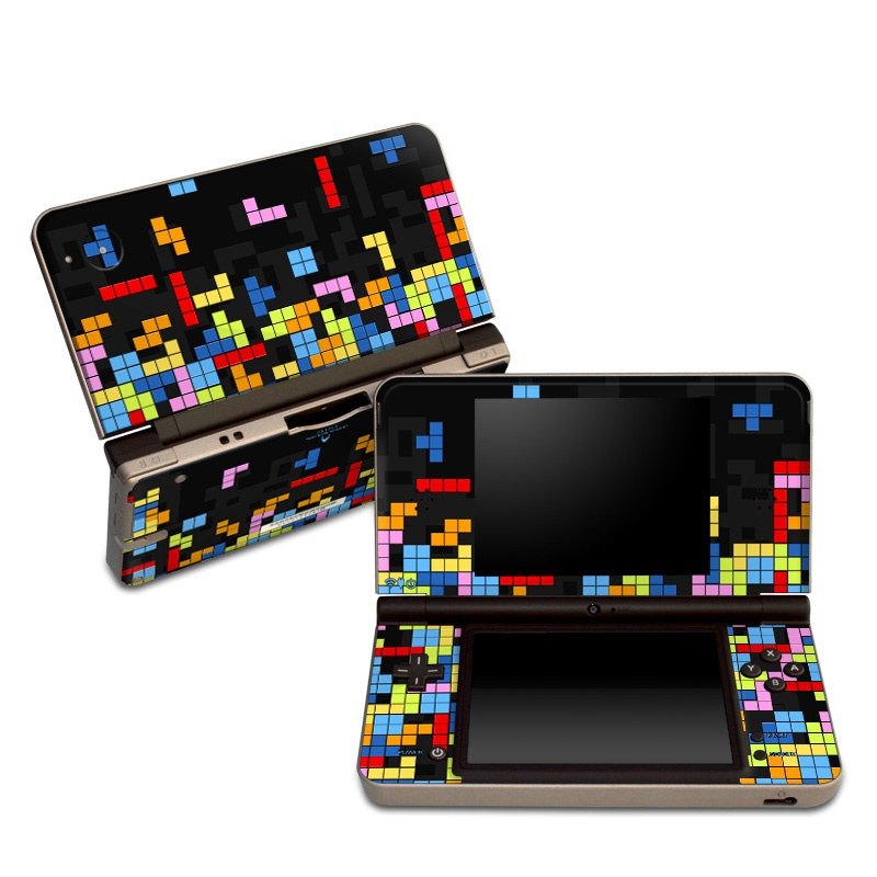 Tetrads Nintendo DSi XL Skin