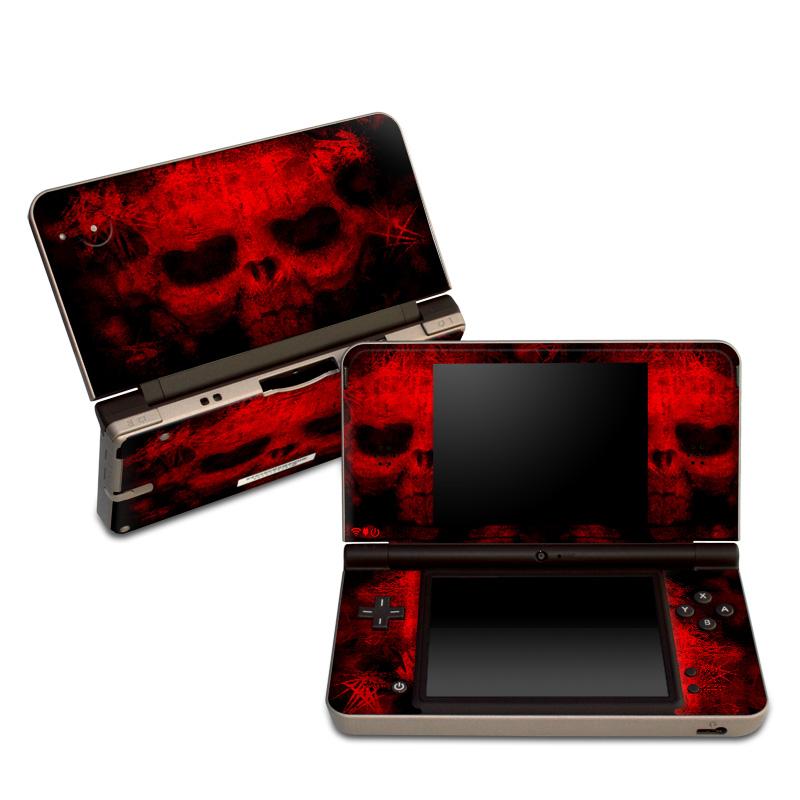War Nintendo DSi XL Skin