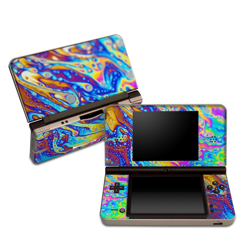 World of Soap Nintendo DSi XL Skin