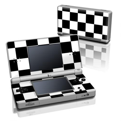 Checkers Nintendo DS Lite Skin