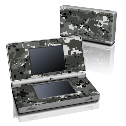 Digital Urban Camo Nintendo DS Lite Skin
