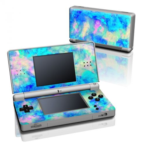 Electrify Ice Blue Nintendo DS Lite Skin