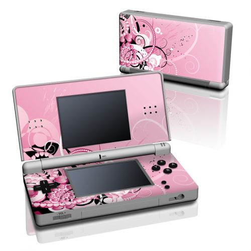 Her Abstraction Nintendo DS Lite Skin