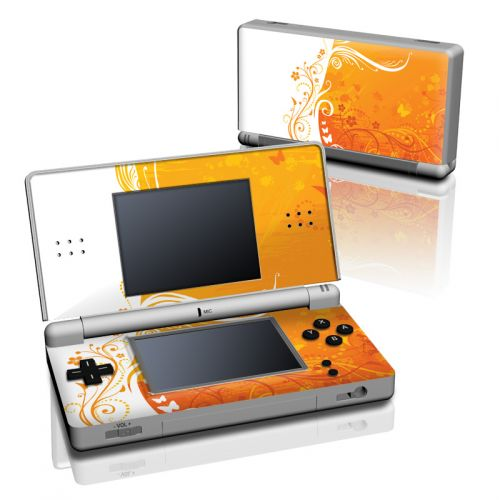 Orange Crush Nintendo DS Lite Skin