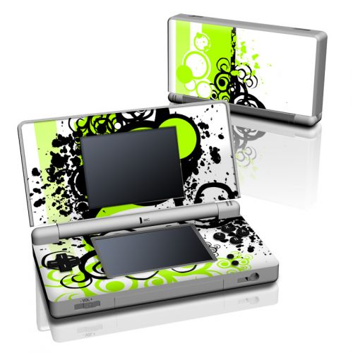 Simply Green Nintendo DS Lite Skin