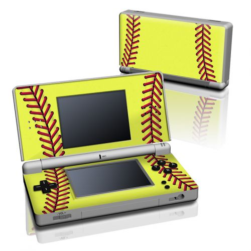 Softball Nintendo DS Lite Skin