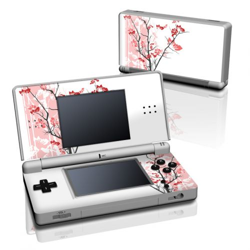 Pink Tranquility Nintendo DS Lite Skin