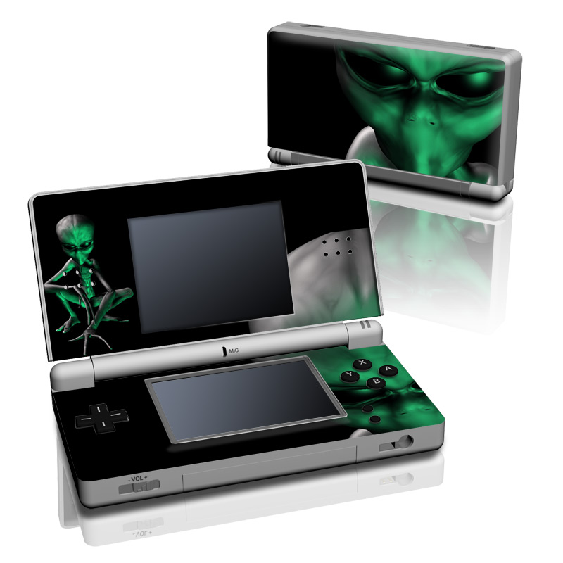 Abduction Nintendo DS Lite Skin