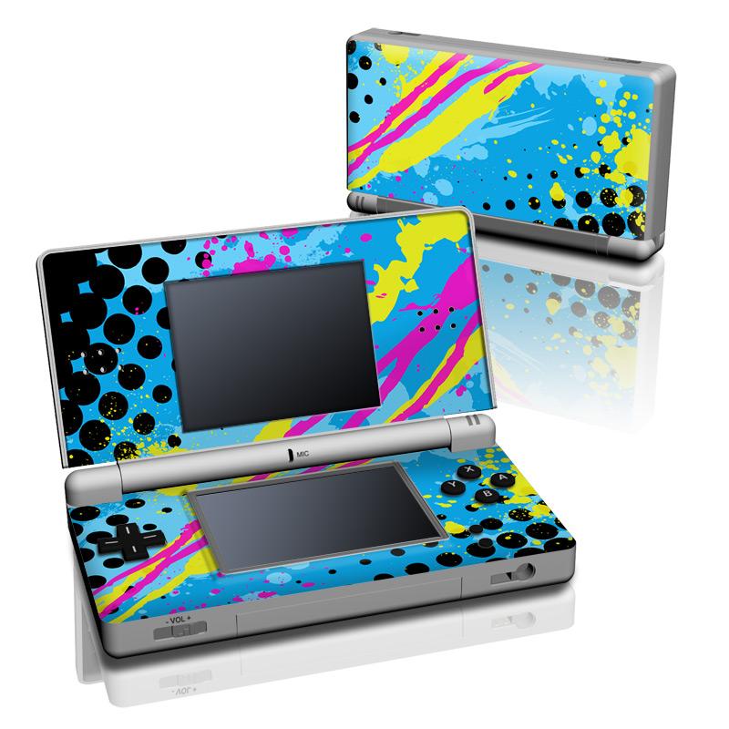 Acid Nintendo DS Lite Skin