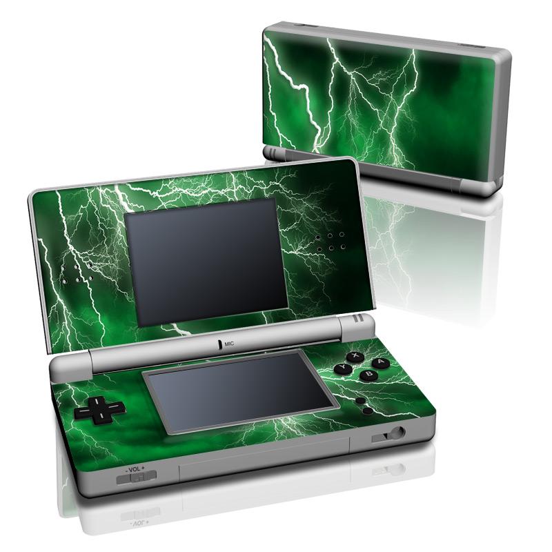 Apocalypse Green Nintendo DS Lite Skin