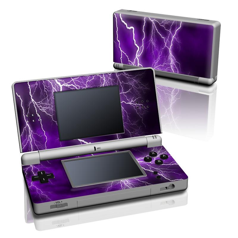 apocalypse violet nintendo ds lite skin istyles. Black Bedroom Furniture Sets. Home Design Ideas
