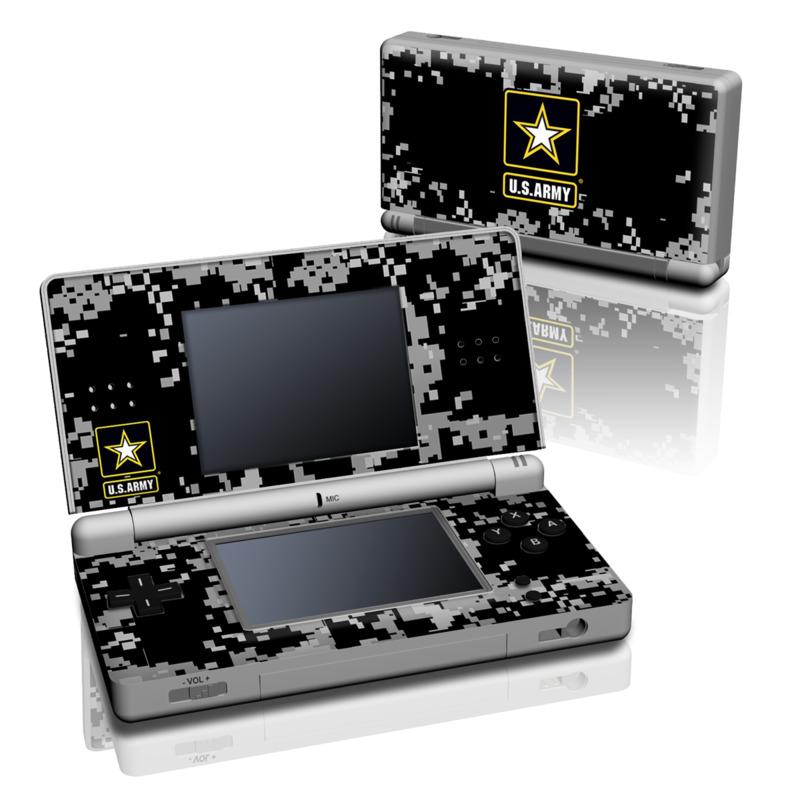 Army Pride Nintendo DS Lite Skin