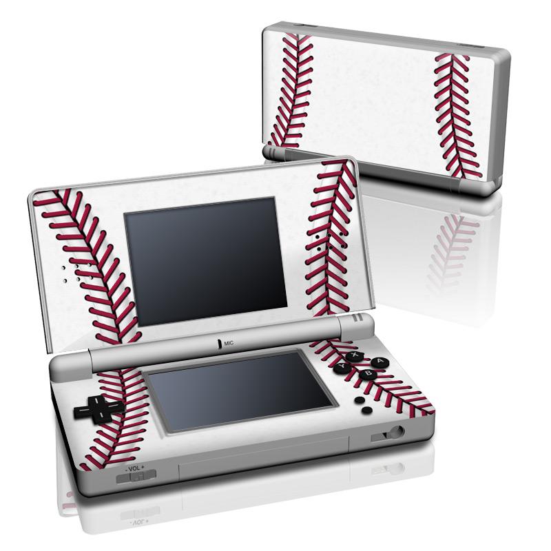 Baseball Nintendo DS Lite Skin