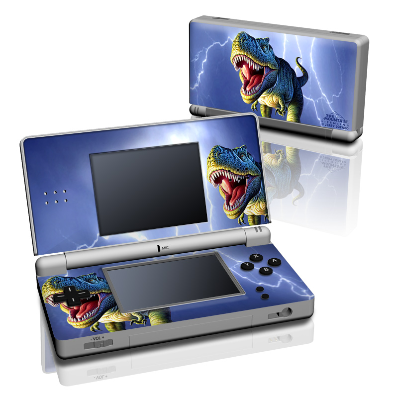 Big Rex Nintendo DS Lite Skin