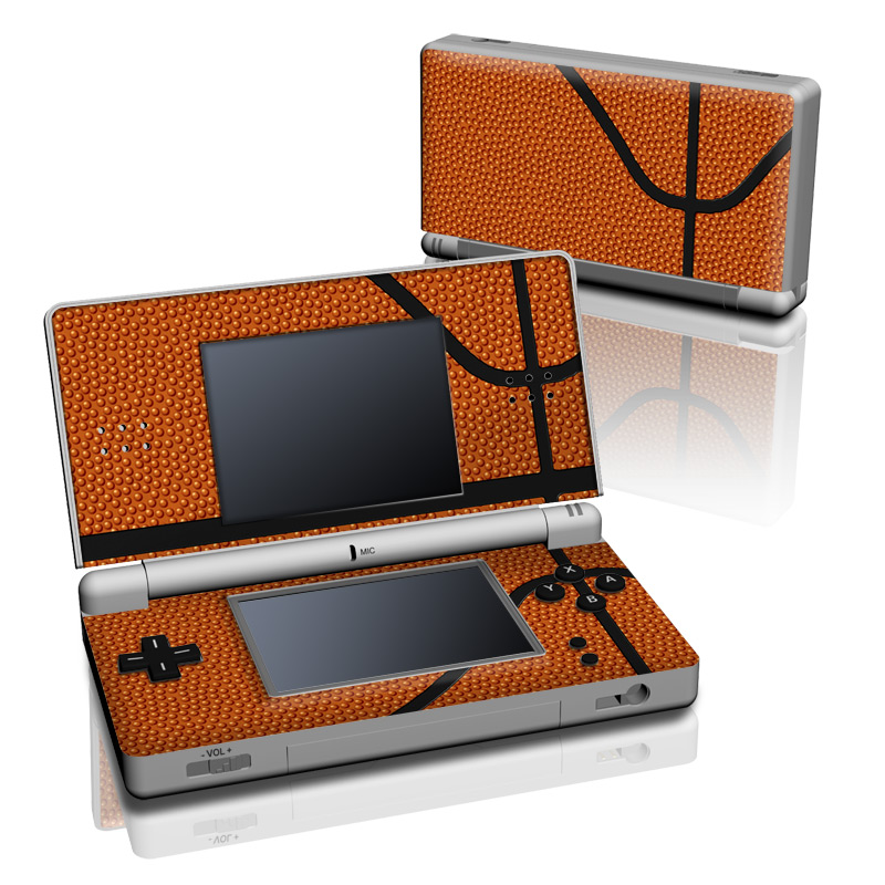 Basketball Nintendo DS Lite Skin