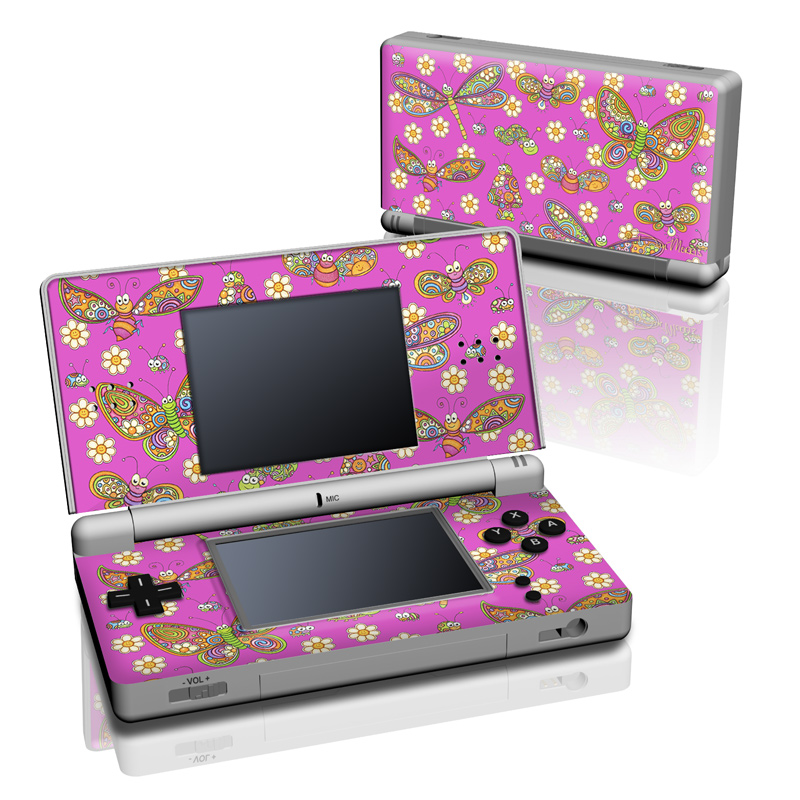 Buggy Sunbrights Nintendo DS Lite Skin