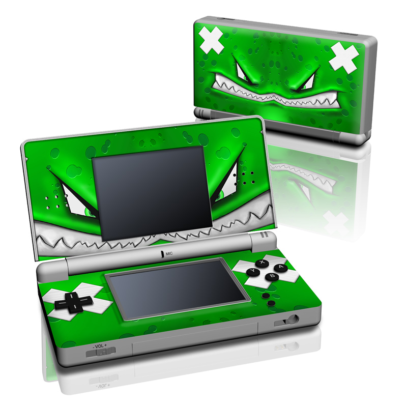 chunky nintendo ds lite skin covers nintendo ds lite for custom style and protection. Black Bedroom Furniture Sets. Home Design Ideas