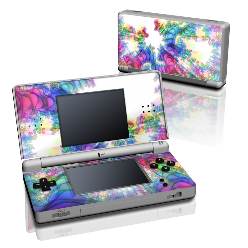 Flashback Nintendo DS Lite Skin