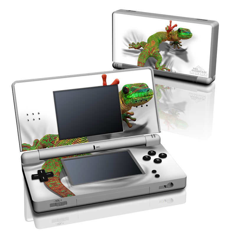 Gecko Nintendo DS Lite Skin