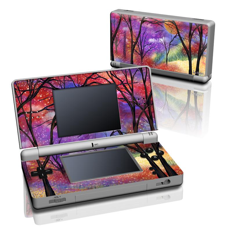 Moon Meadow Nintendo DS Lite Skin