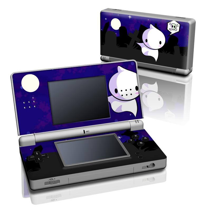 Spectre Nintendo DS Lite Skin