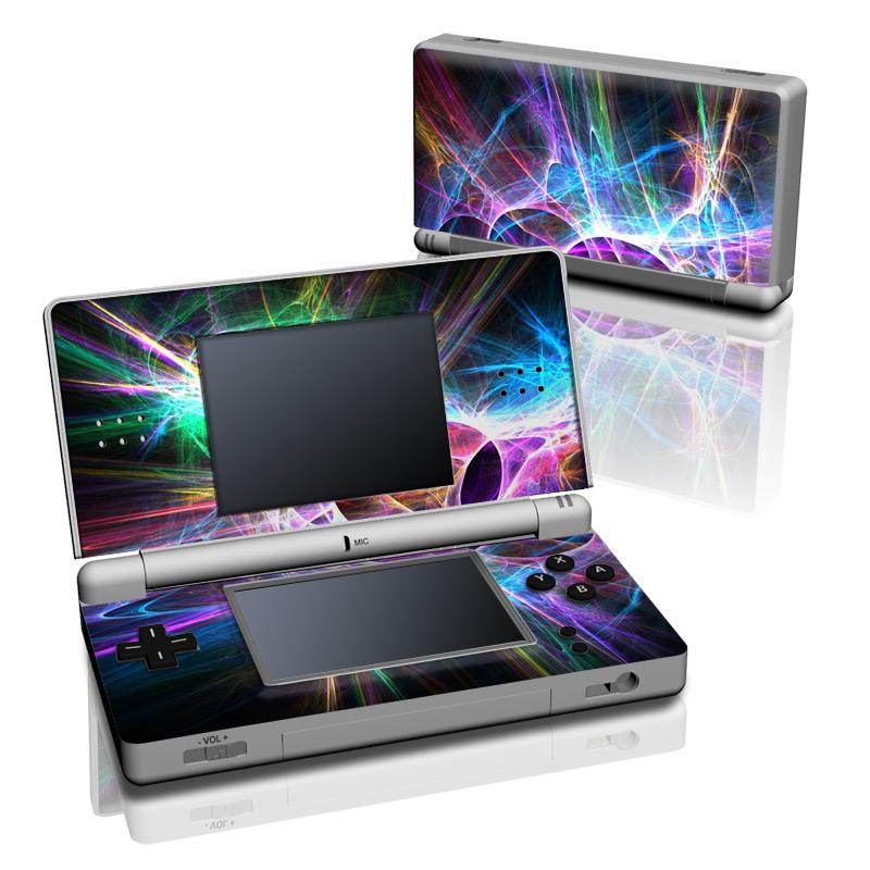 Static Discharge Nintendo DS Lite Skin